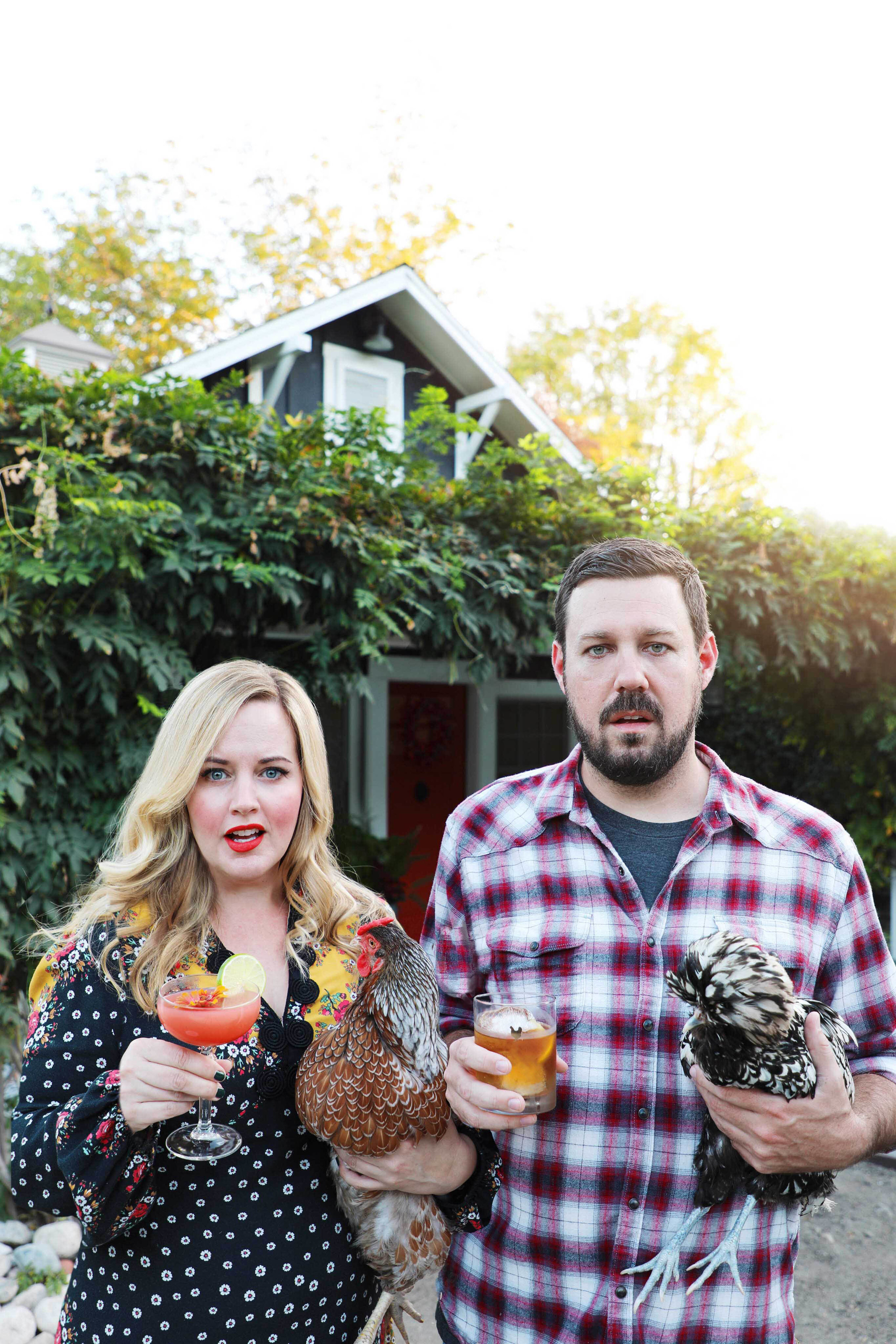 Welcome… - Take a tour of our little Los Angeles farmhouse that isn't actually a farmhouse, but just let me have this, okay?!!Click on images for a full view, plus some rambly information you probably didn't need. I've tried to list product sources where applicable, but yanno…it ain't a perfect science.