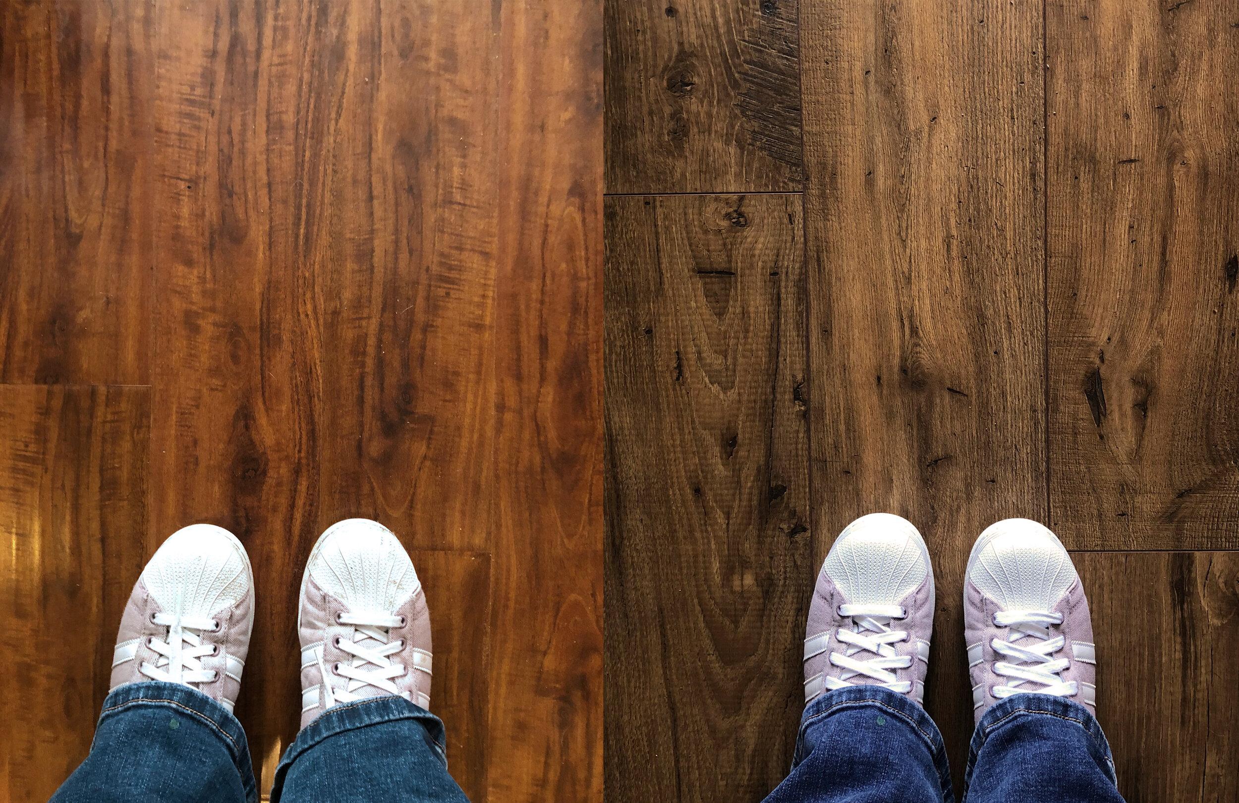 Pergo Portfolio Floors, Pergo Amber Chestnut Laminate Flooring