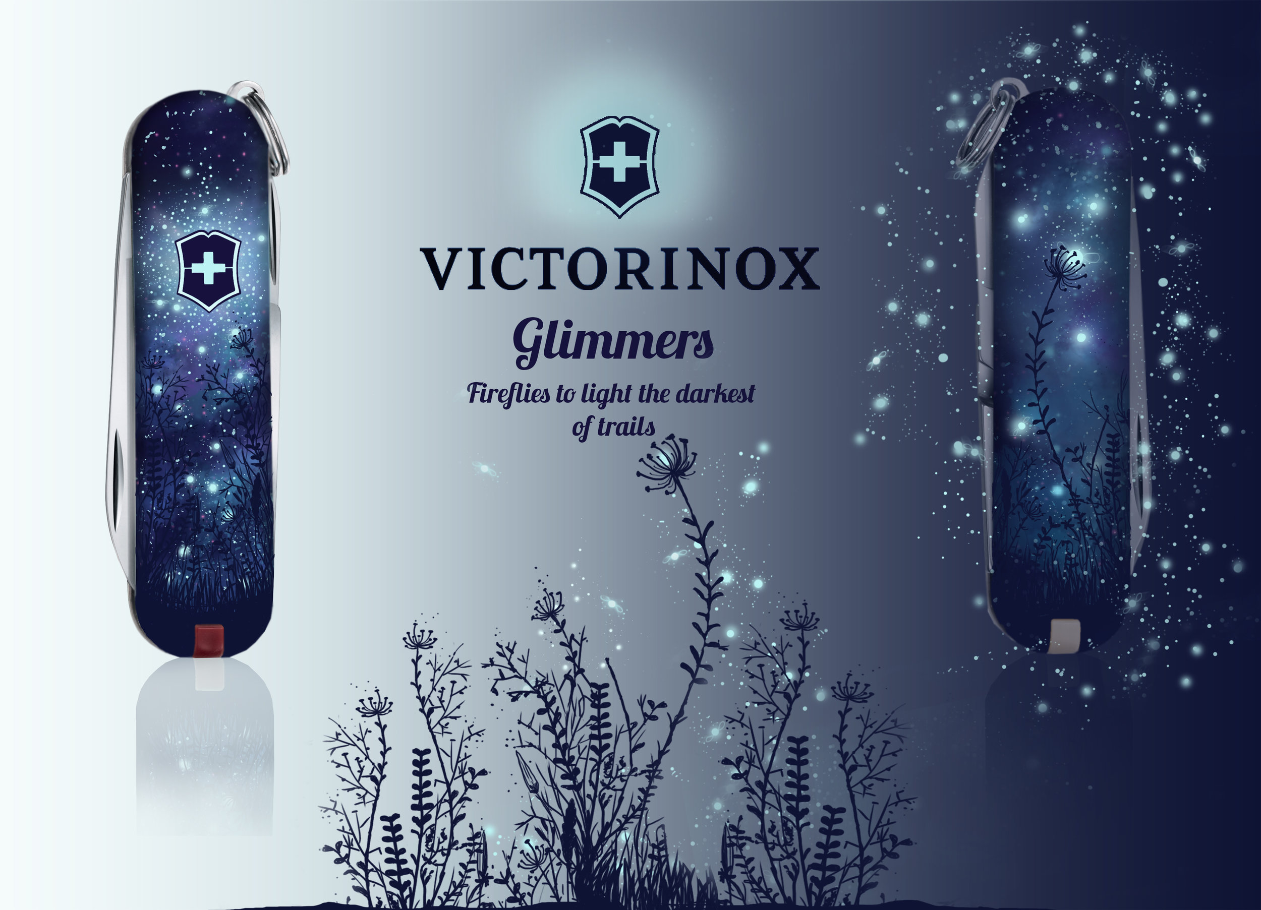 GLIMMERS |  Victorinox Limited Edition 2017