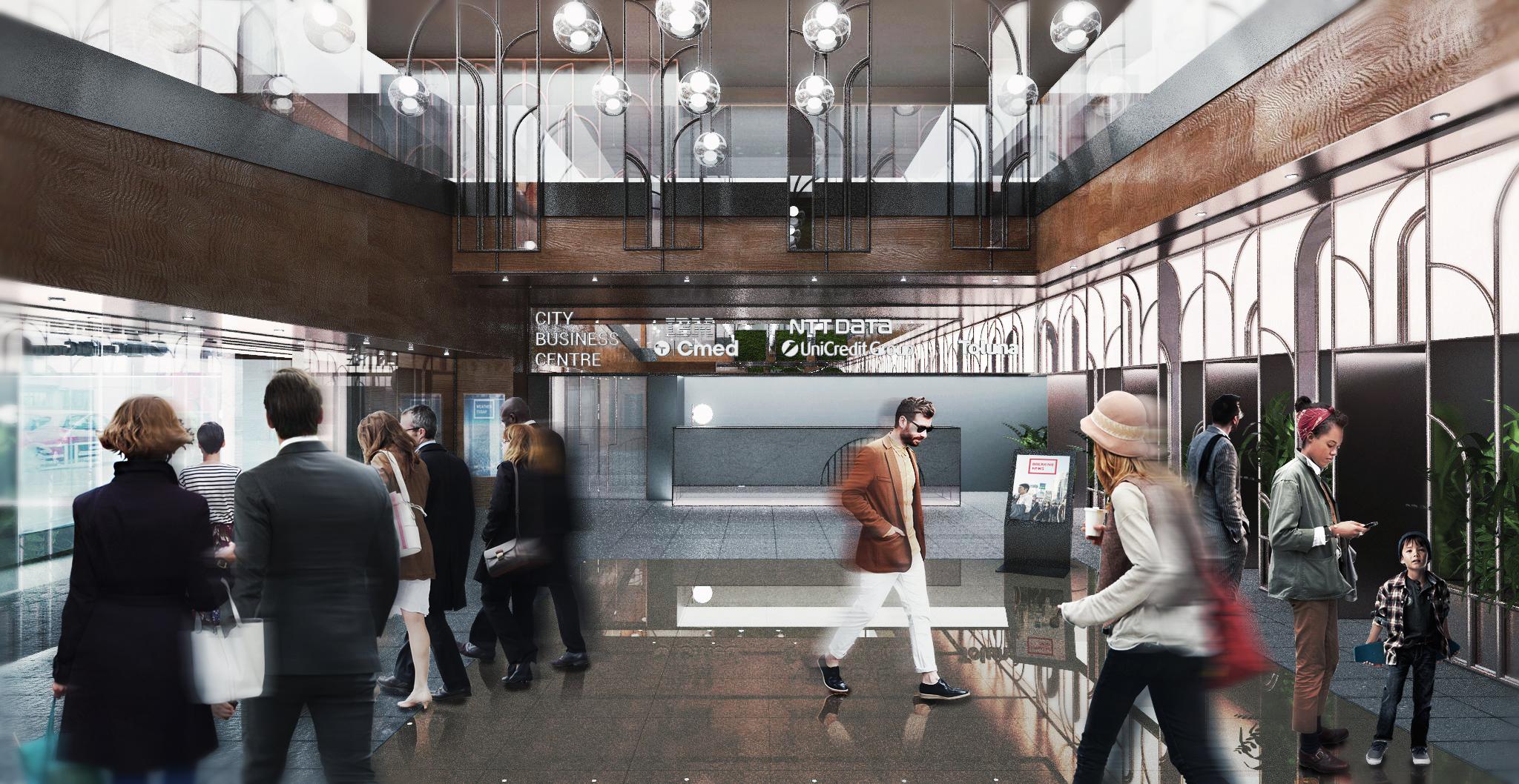 CITY BUSINESS CENTRE |  NEPI Rockcastle