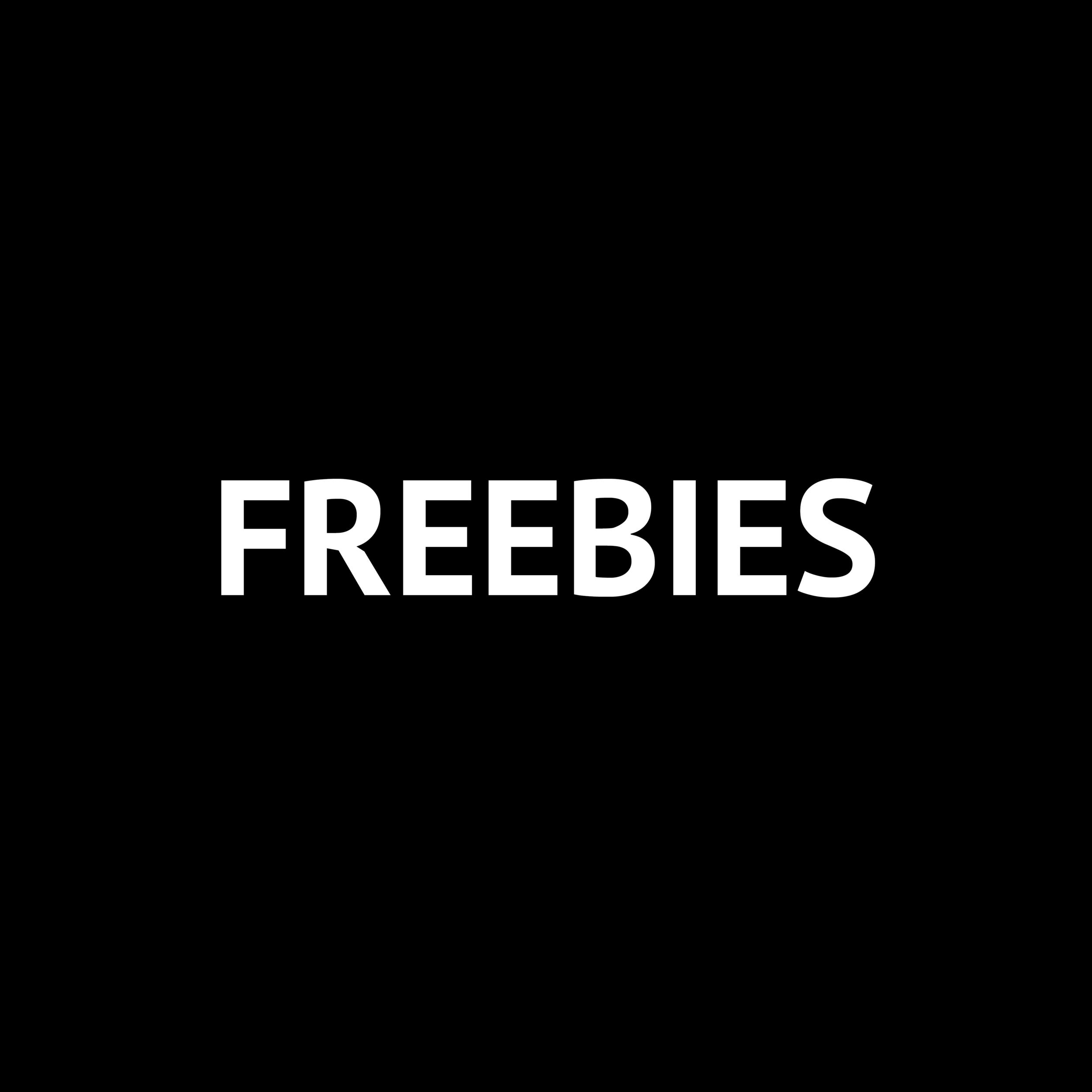 FREEBIES  | Bre.