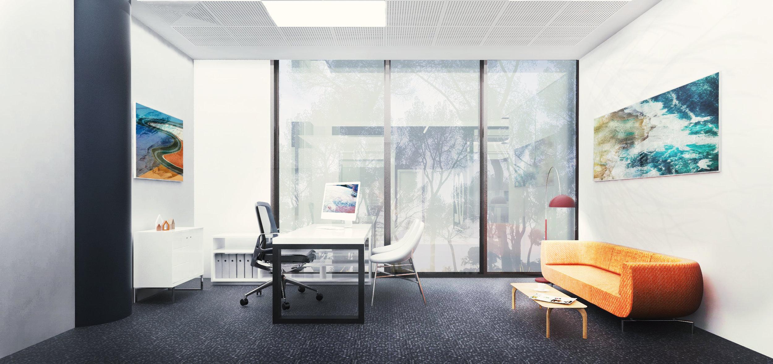 THE OFFICE |  Gila Shemie Zakay