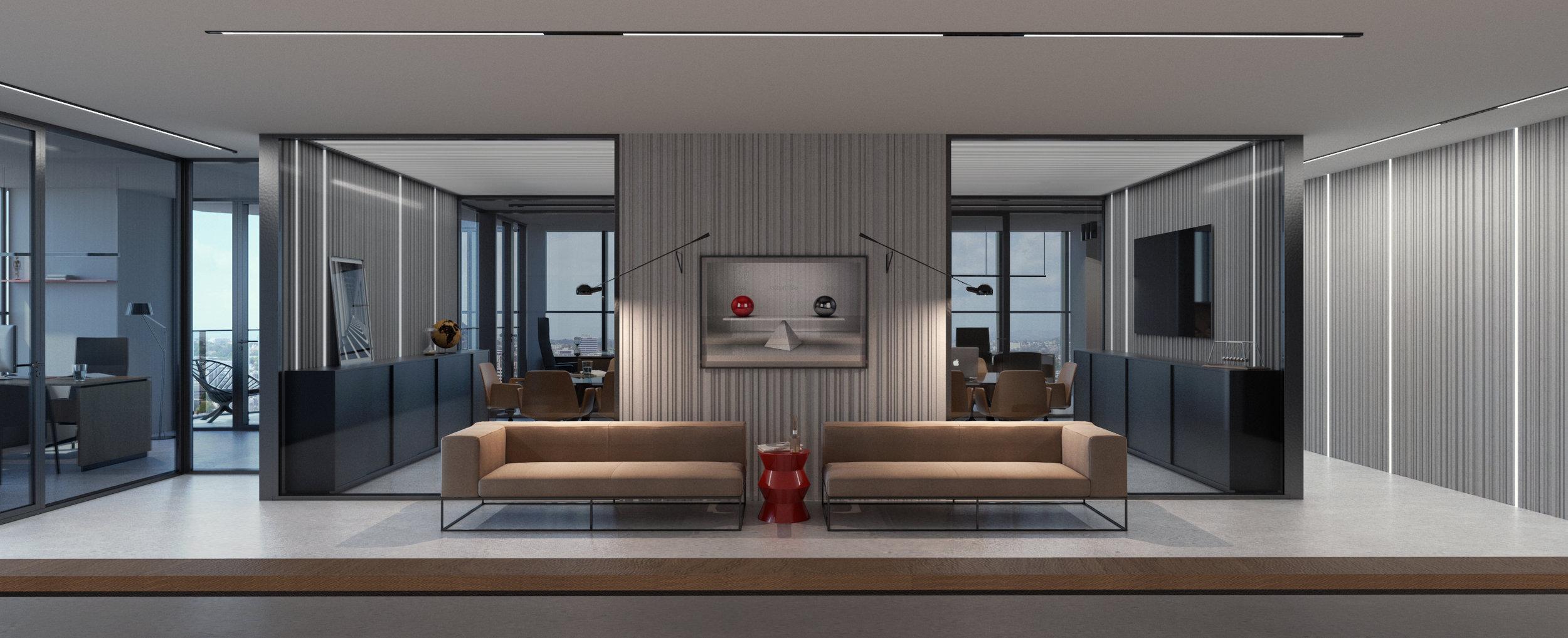 C.A LAW FIRM  | Gila Shemie Zakay Interior Design