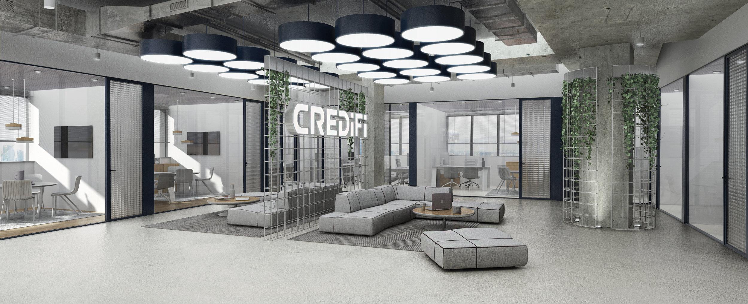 CREDIFI HQ  | Gila Shemie Zakay Interior Design
