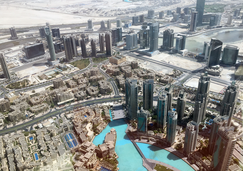 Dubai. Agosto 2016