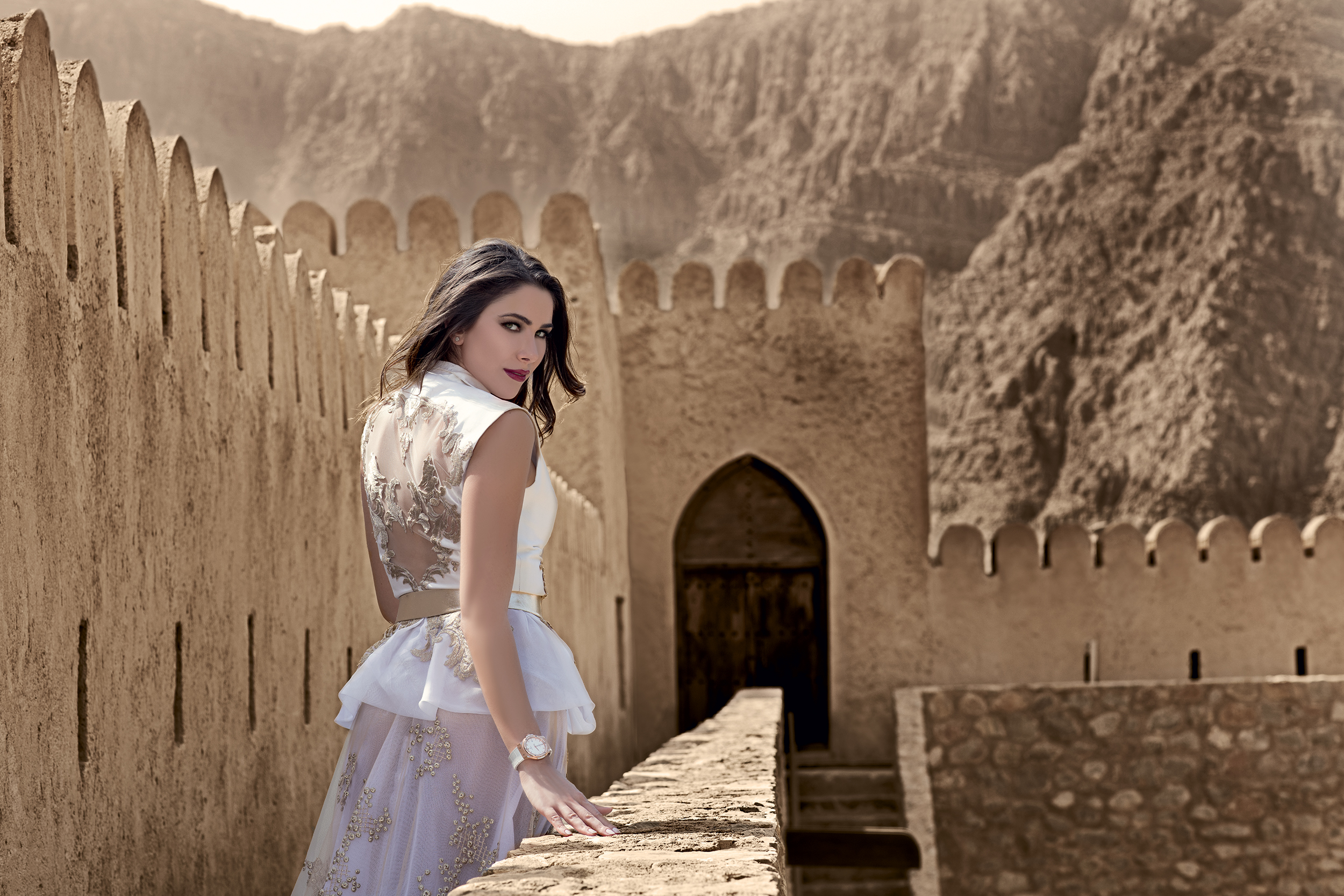 HUBLOT Middle East and Africa Advertising Campaign 2015 | Look 1 B