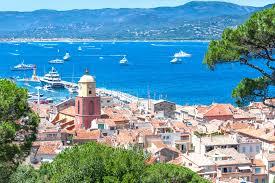St. Tropez Town View