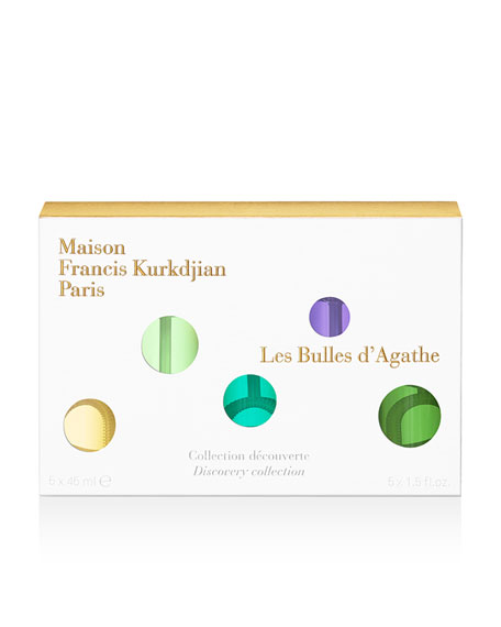 Maison Francis Kurkdjian Scented Bubbles Collection $75