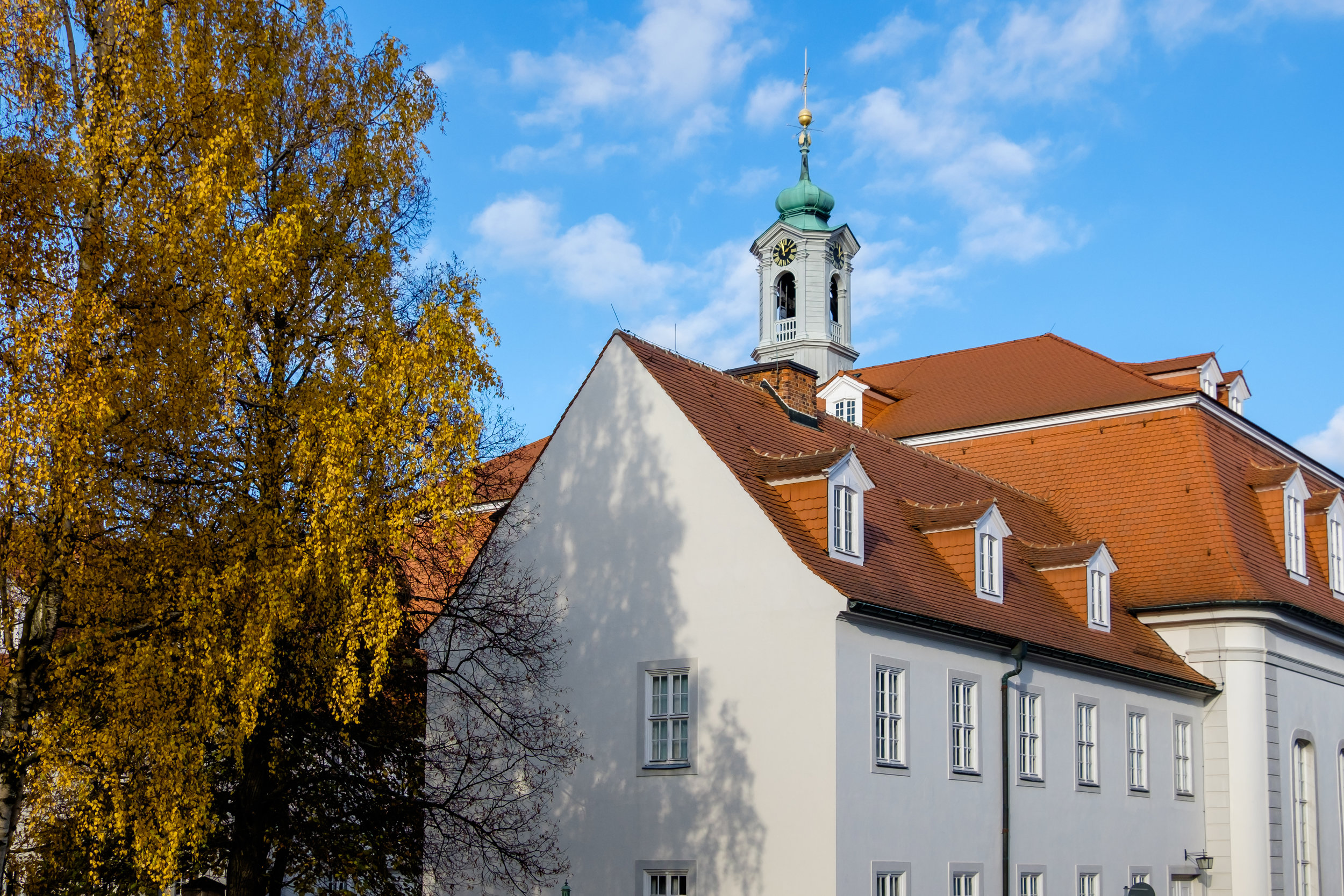 The Great Moravian Revival -