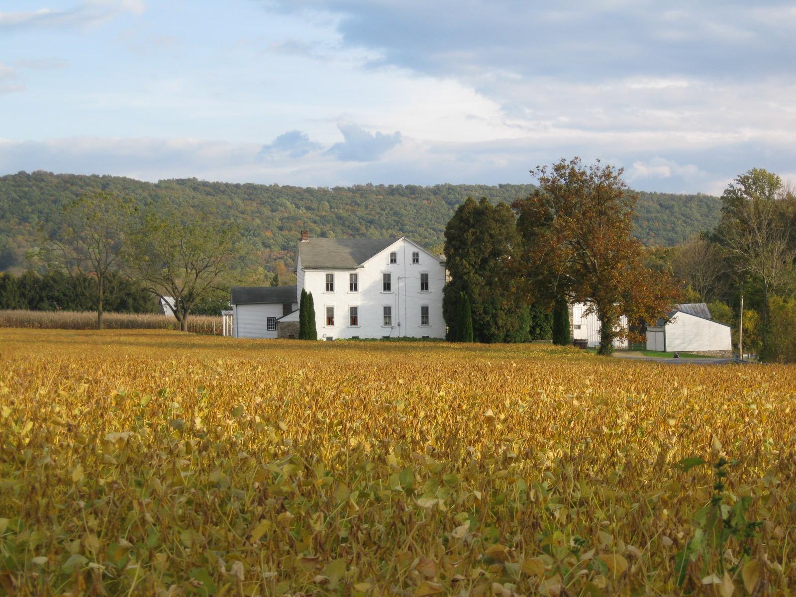 Moravians: Oley, Pennsylvania -