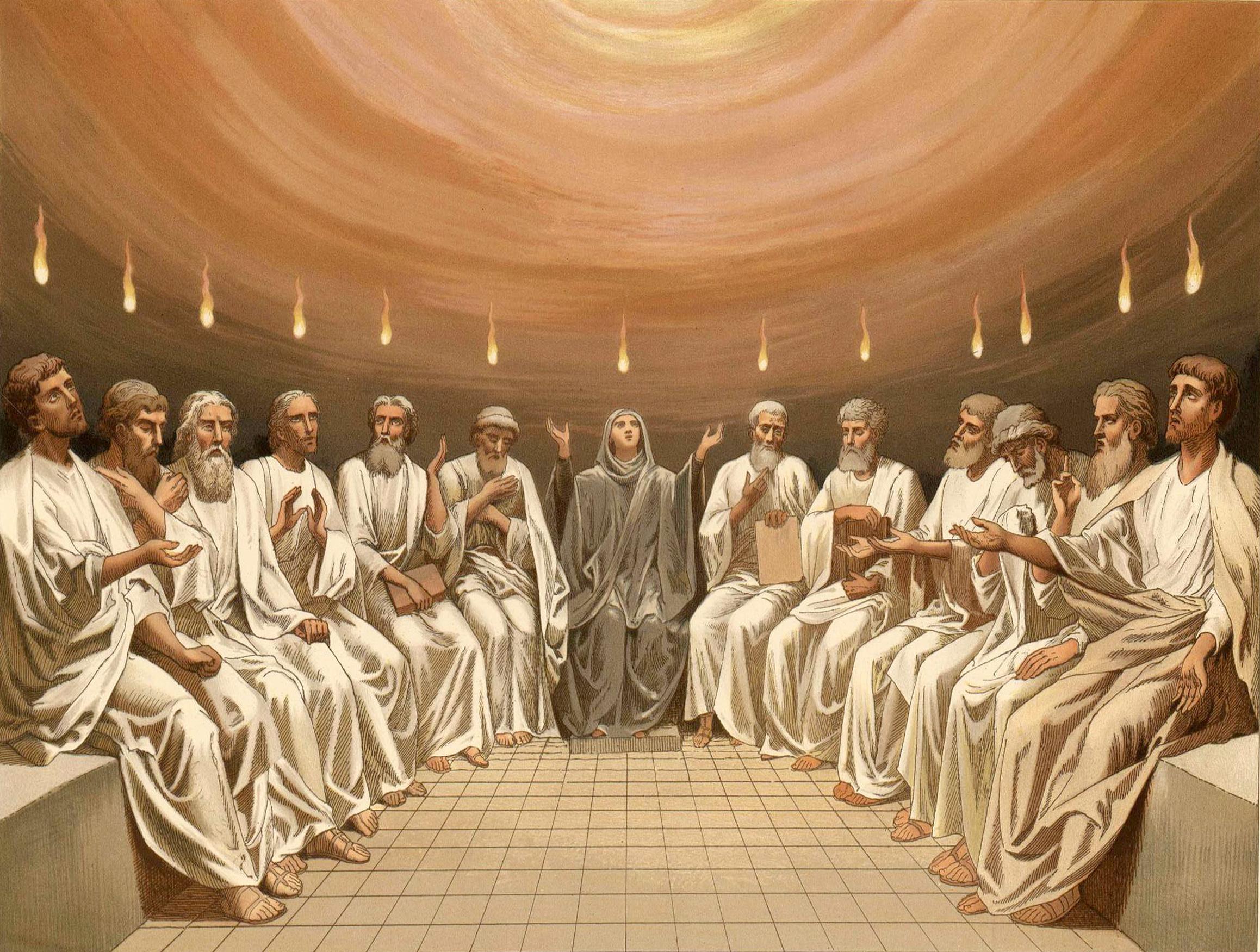 Moravian Pentecost Celebration -