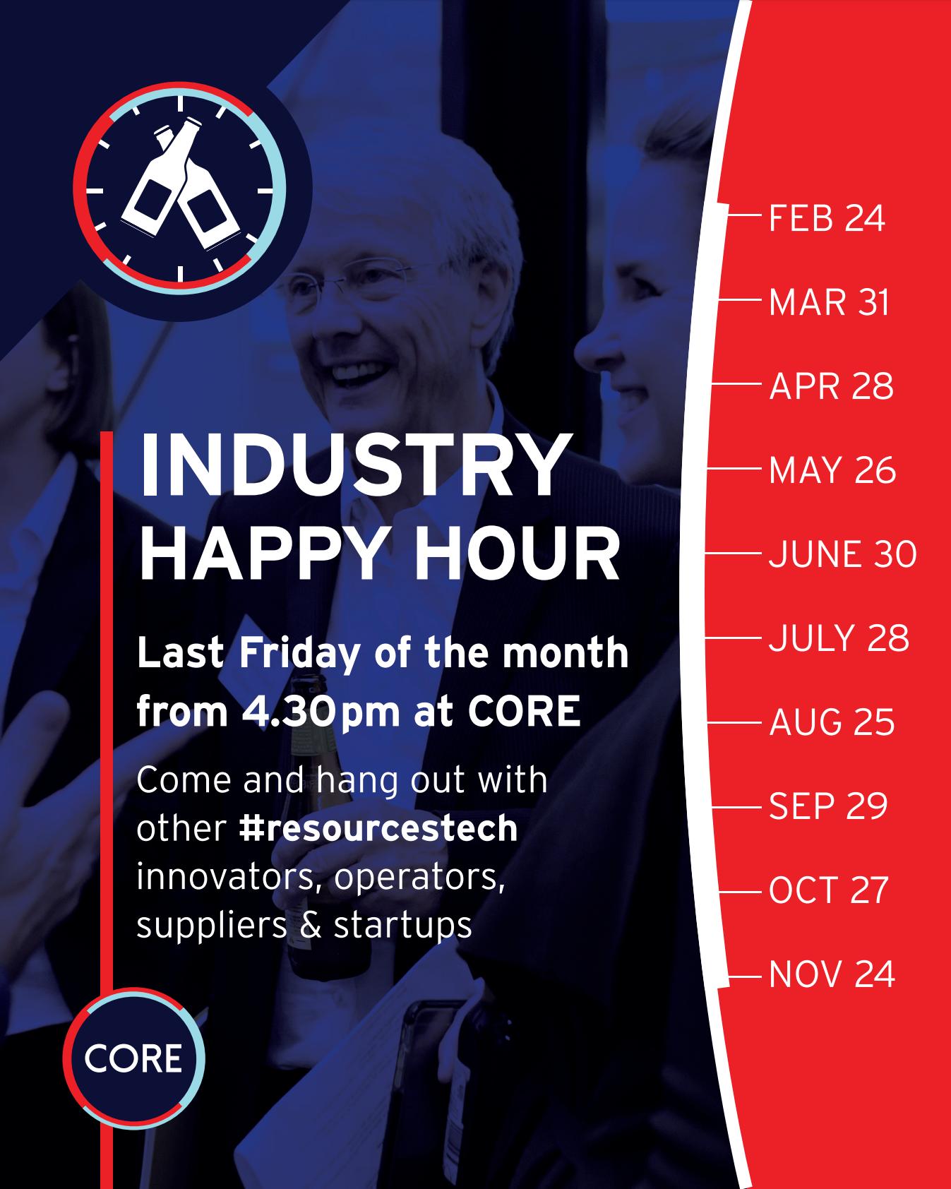 core-industry-happy-hour