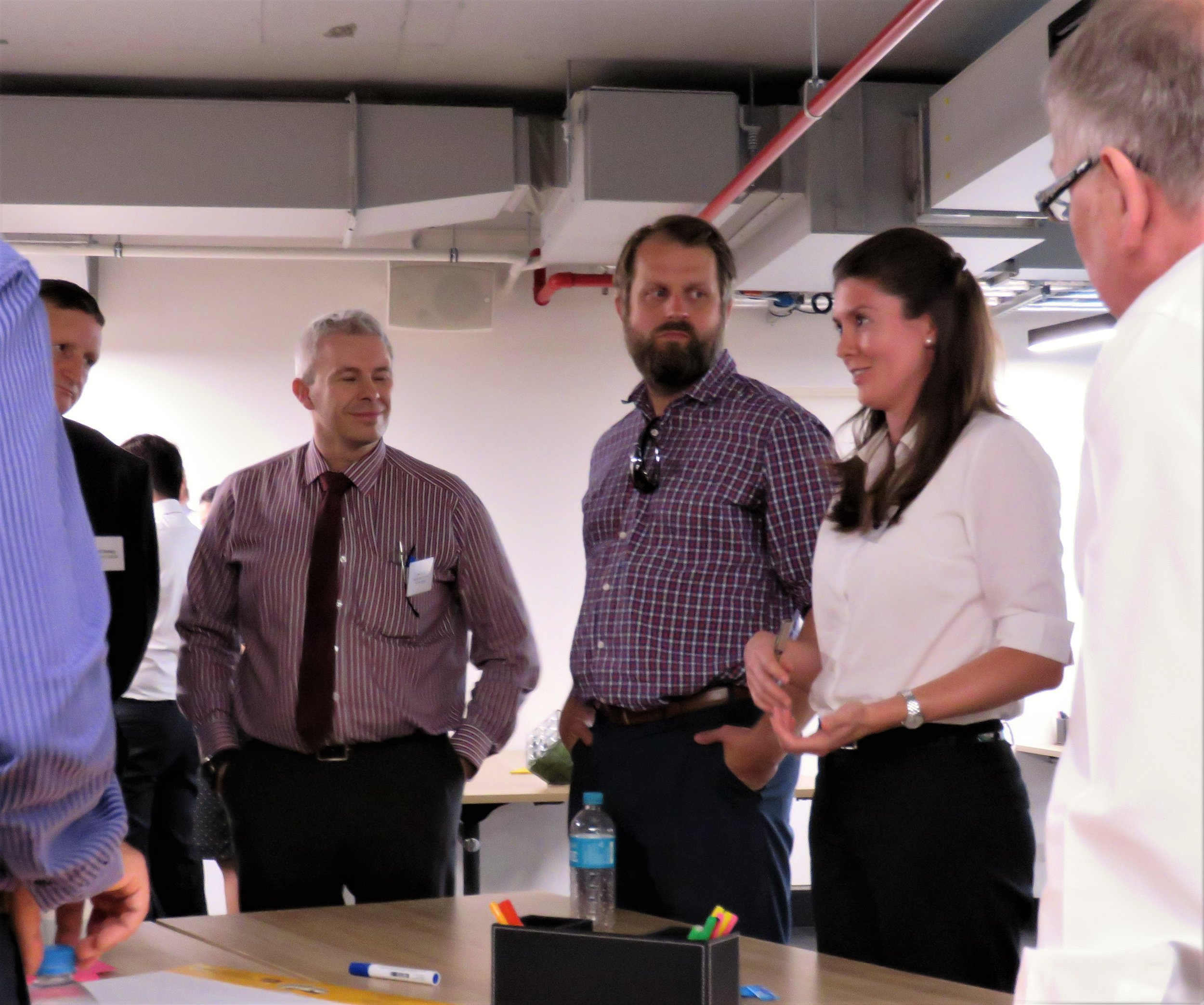 NERA Innovation Cluster Workshop at CORE