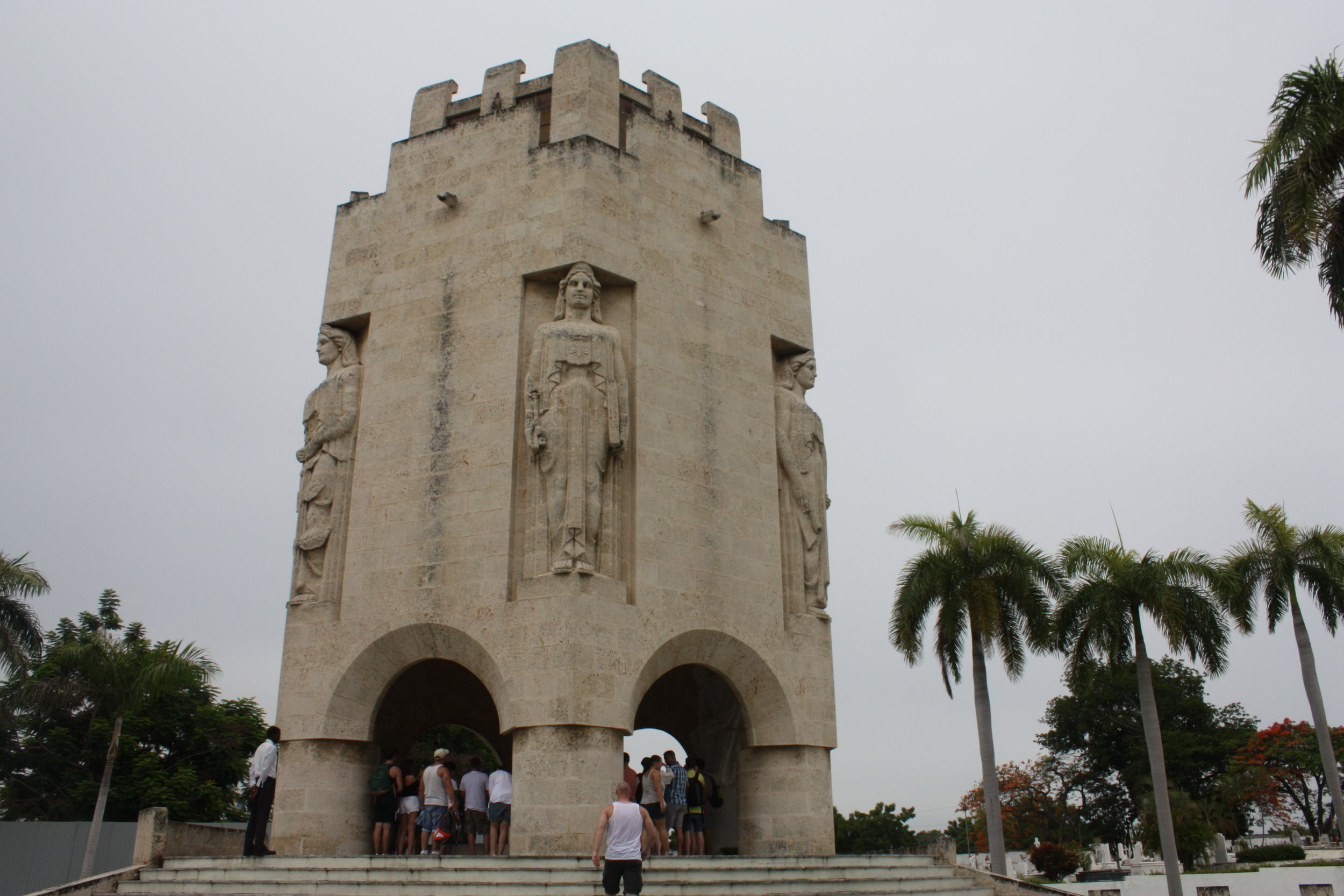 santa ifigenia cemetery, Santiago