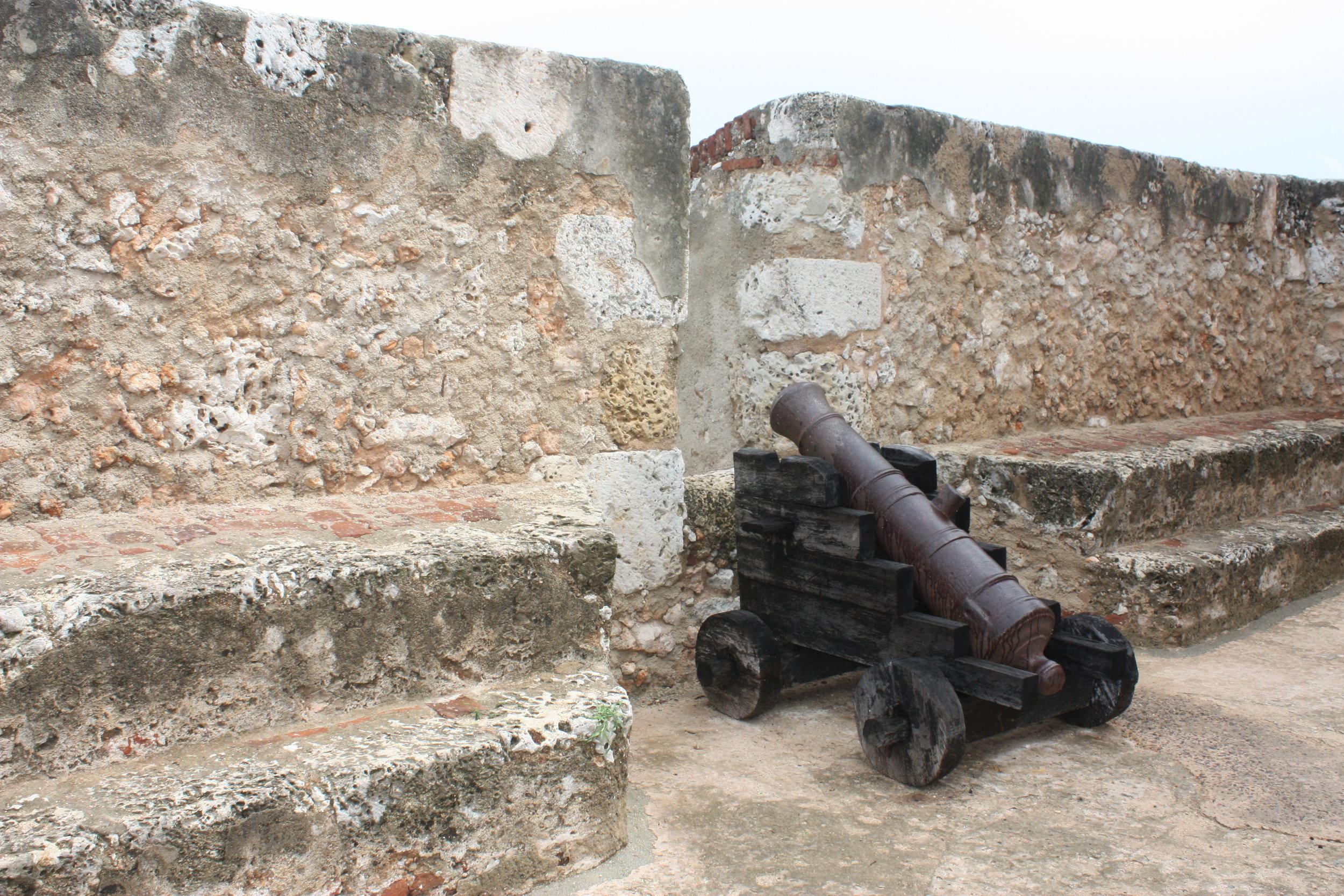 San Pedro De La Roca Castle