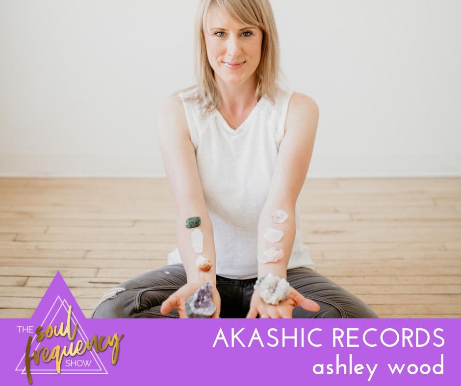 Ep 20: Akashic Records | Ashley Wood -