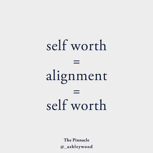 """""""Being alignment with yourself means that you value yourself and your own self worth which means that you're then in alignment with what you're calling in."""" / A quote pulled from tomorrow's MANIFEST THIS episode. Are you ready to Clear and Release? Beginning tomorrow! #akashicrecords #akashicashley"""