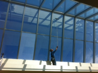 Sky Clean | Sky light window cleaning