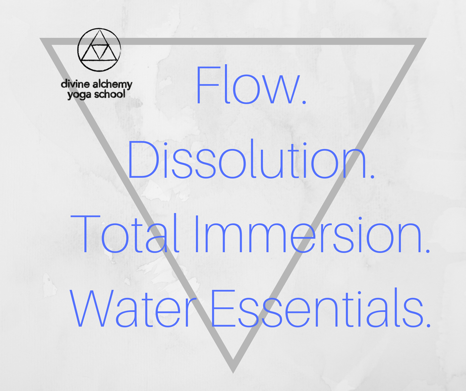 Yoga Water Practice
