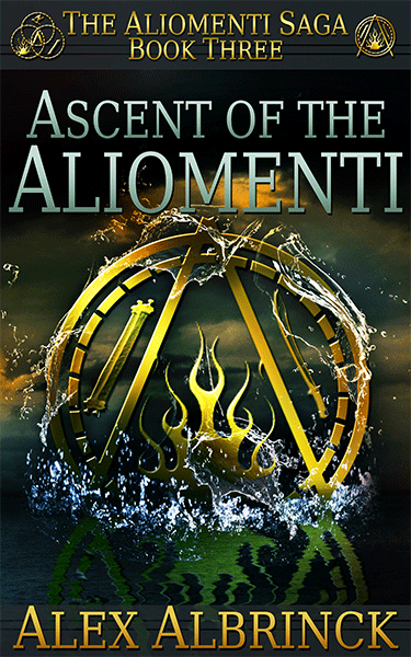 Ascent of the Aliomenti - Alex Albrinck