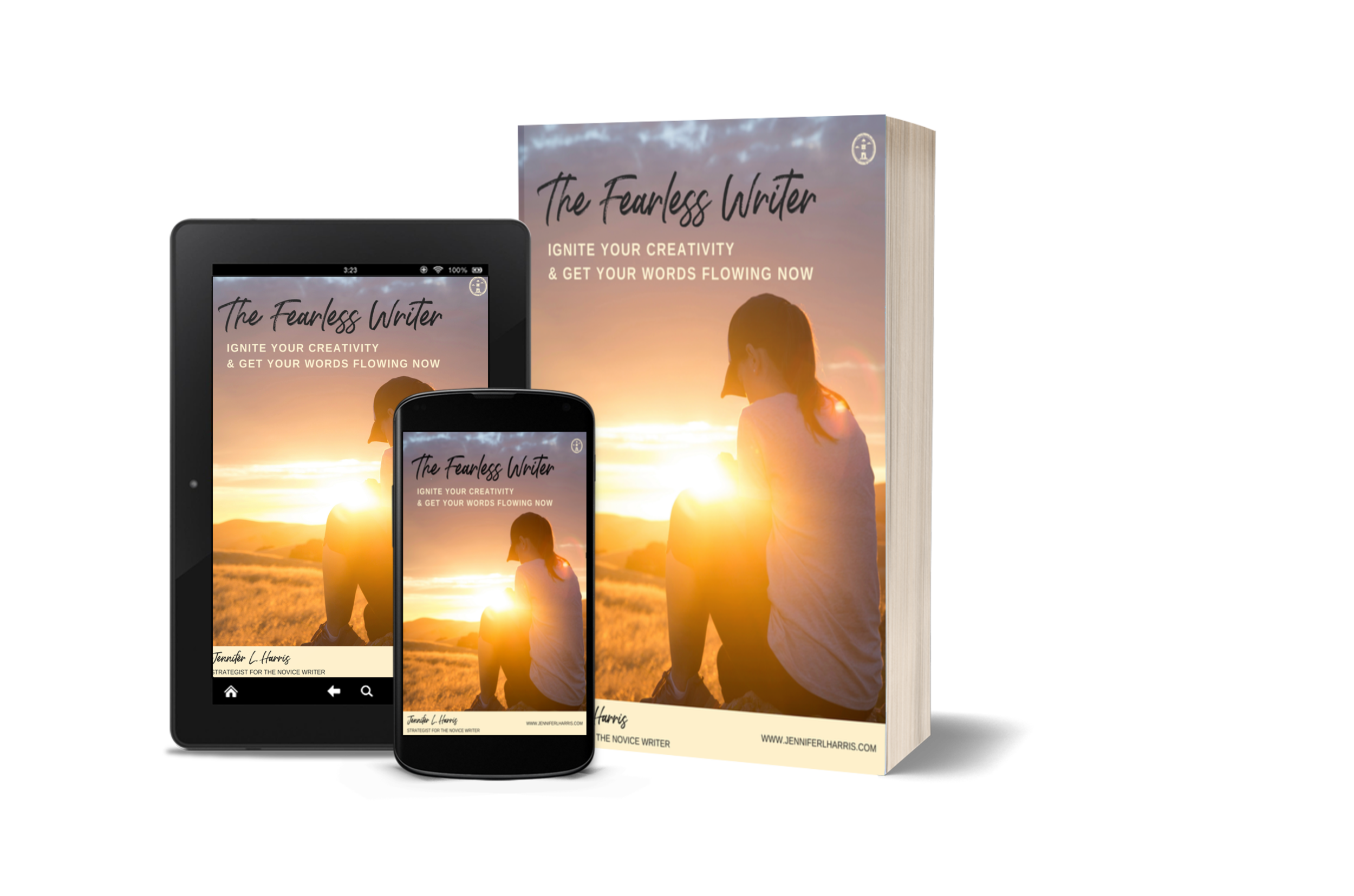The Fearless Writer Workbook