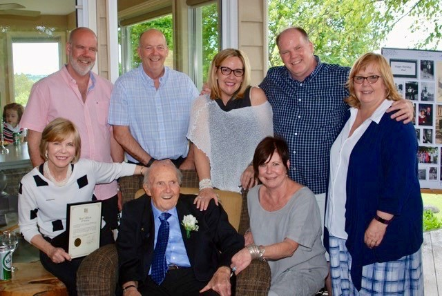 Dads 90th birthday with all 7 kids..jpg