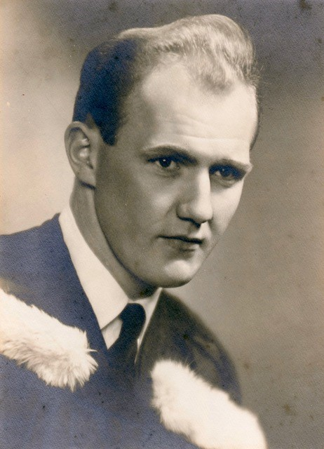 Graduation picture from U of T in 1952.jpg