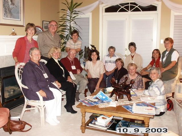 His first MHH volunteer team meeting - 2003.jpg
