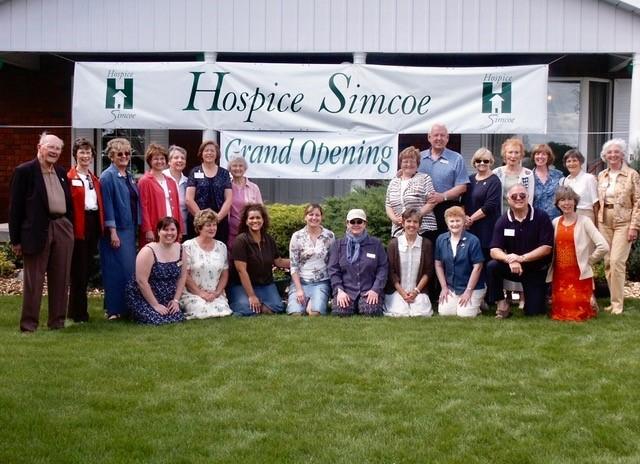 MHH Grand opening on Highway 89 2004.jpg
