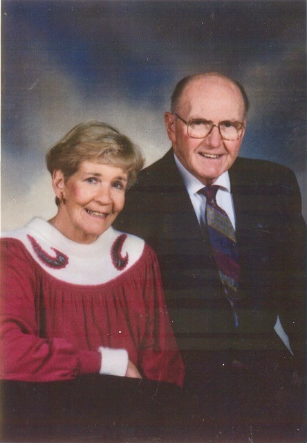 Mom and Dad in the mid 90's - St James Church Photo.jpg