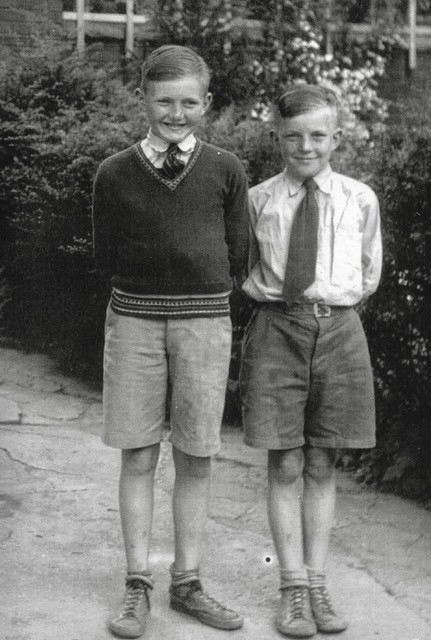 Ray and younger brother Sonny.jpg