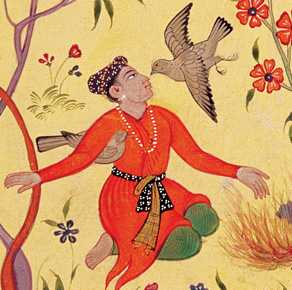 Paintings of the Razmnama, circa 1598-1599