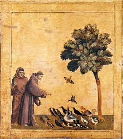 A Giotto Painting, 1295-1300