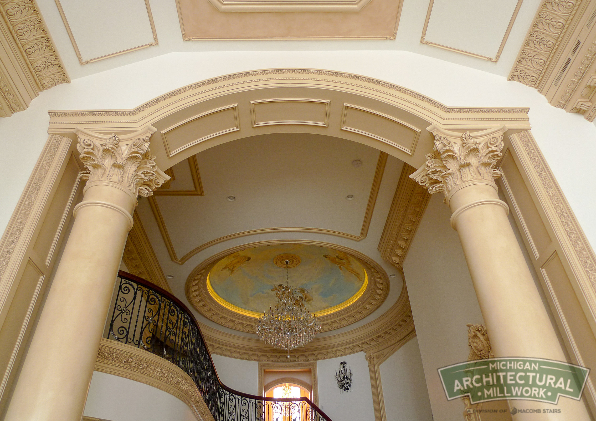 Michigan Architectural Millwork- Moulding and Millwork Photo-150.jpg