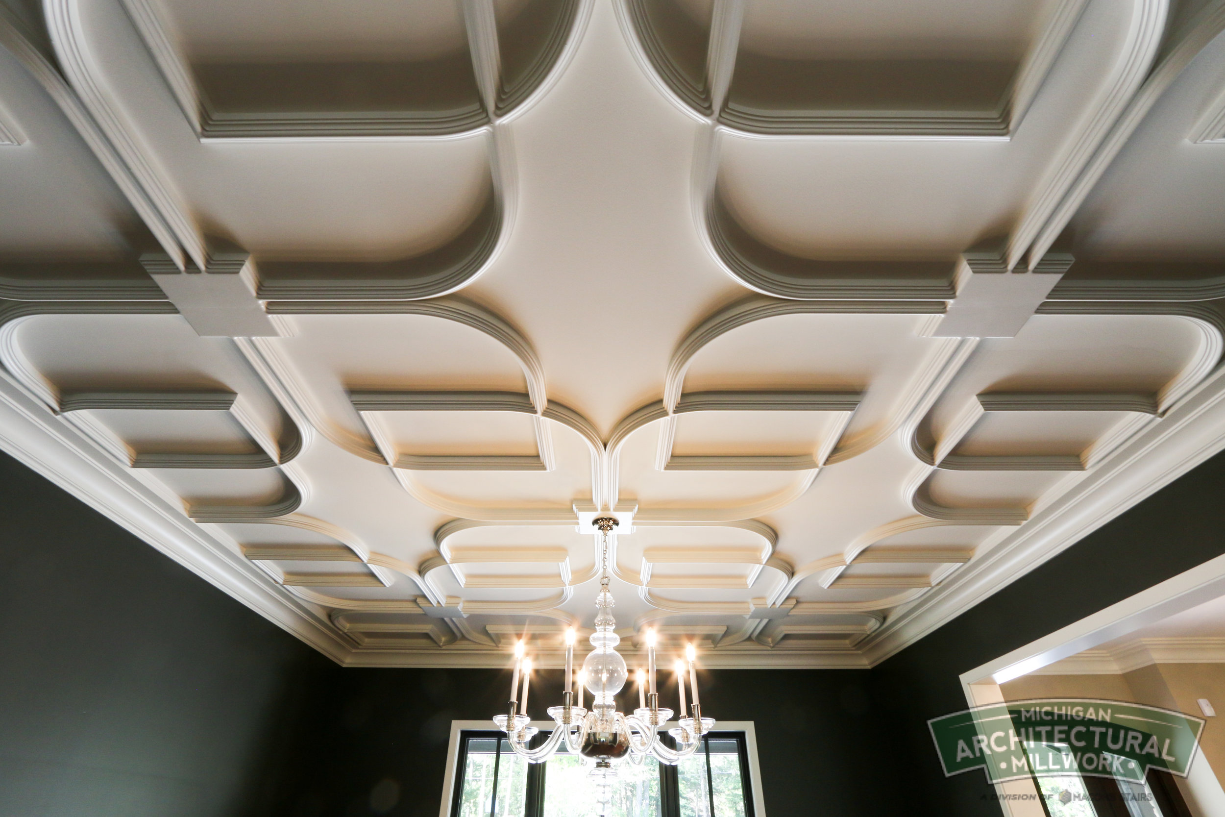 CEILING DETAILS AND PANELS -