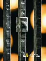 House of Forgings- Balusters