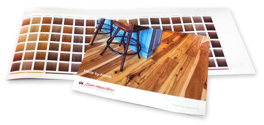 Sun Mountain Wide Plank Flooring