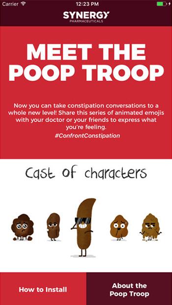 Poop Troop Emoji — Mojimade
