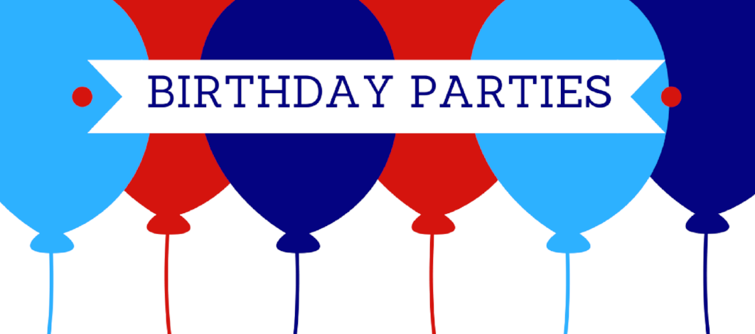 MHDC Birthday Parties