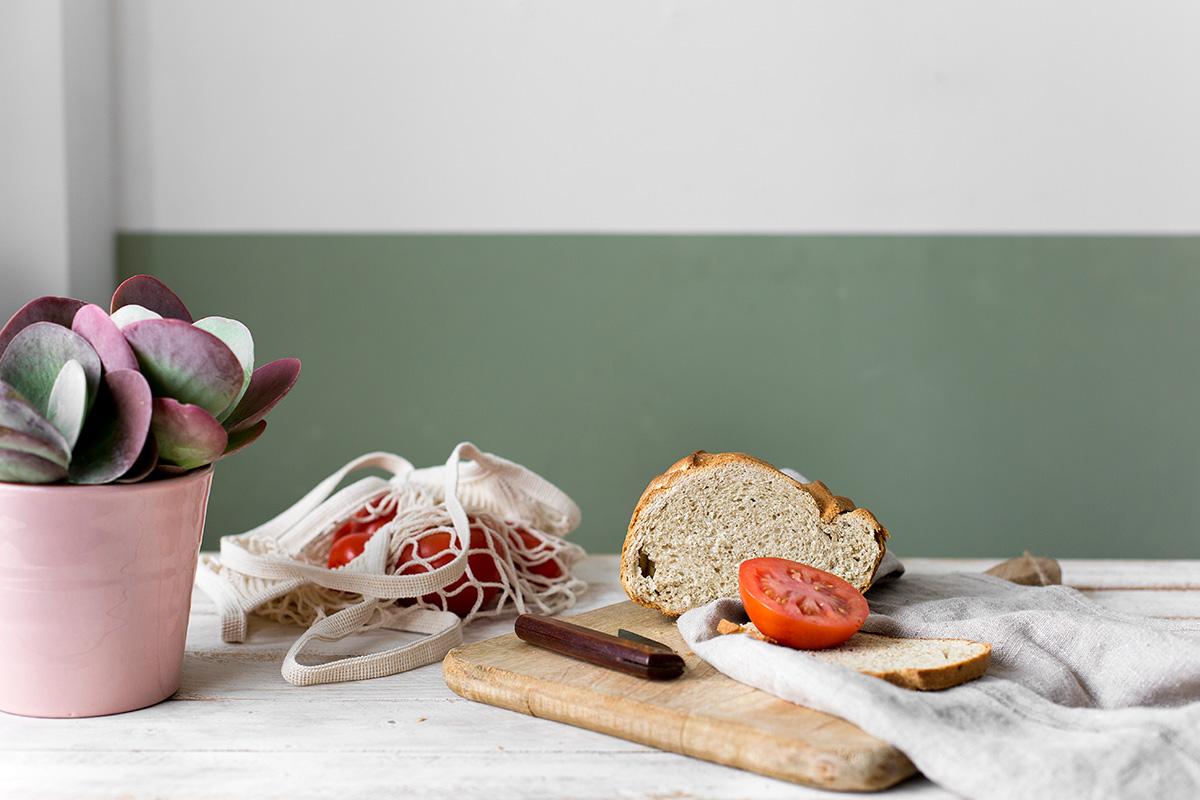 Disfruta de tu propio pan recién hecho