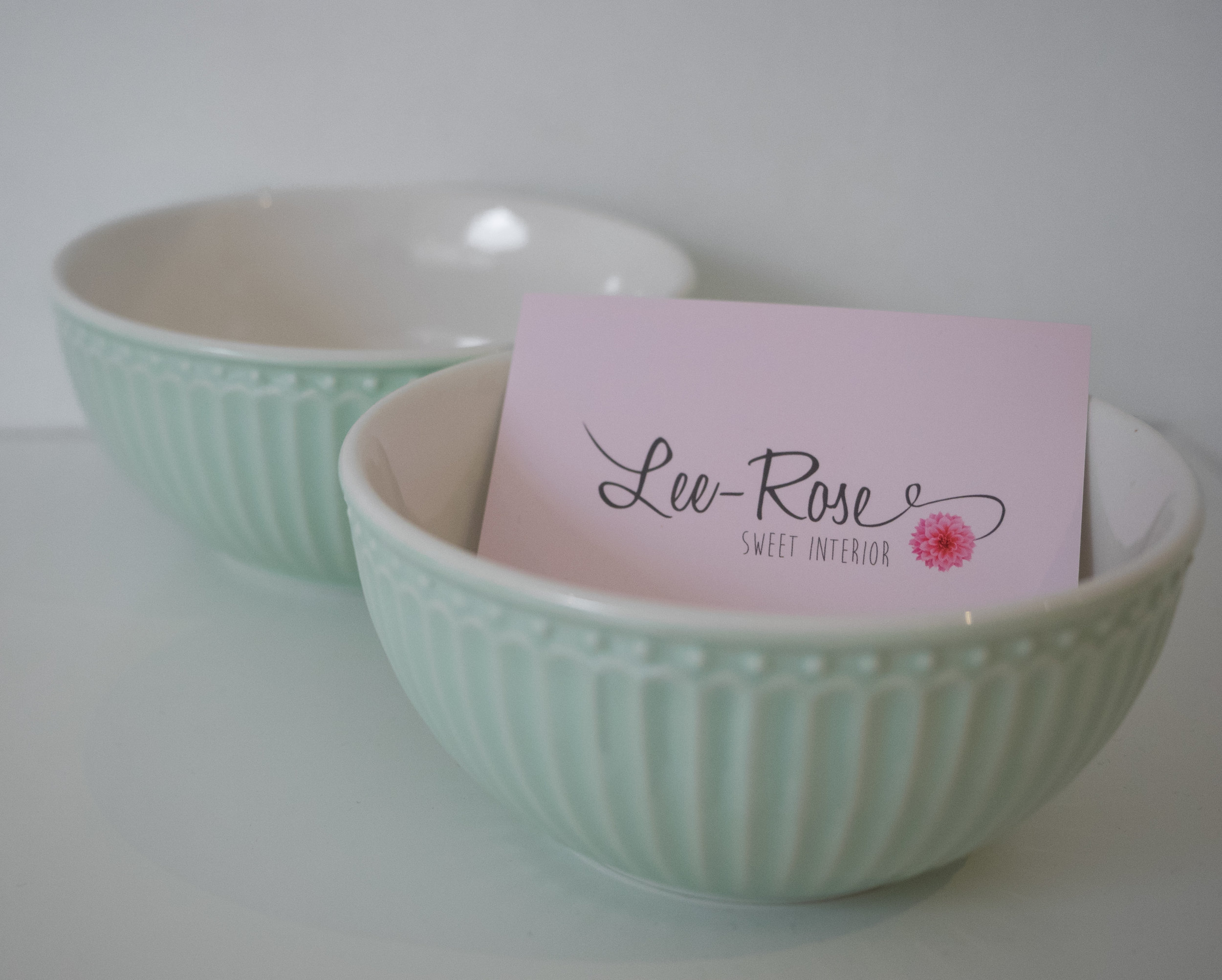 The dreamy pastel colours from Lee-Rose.