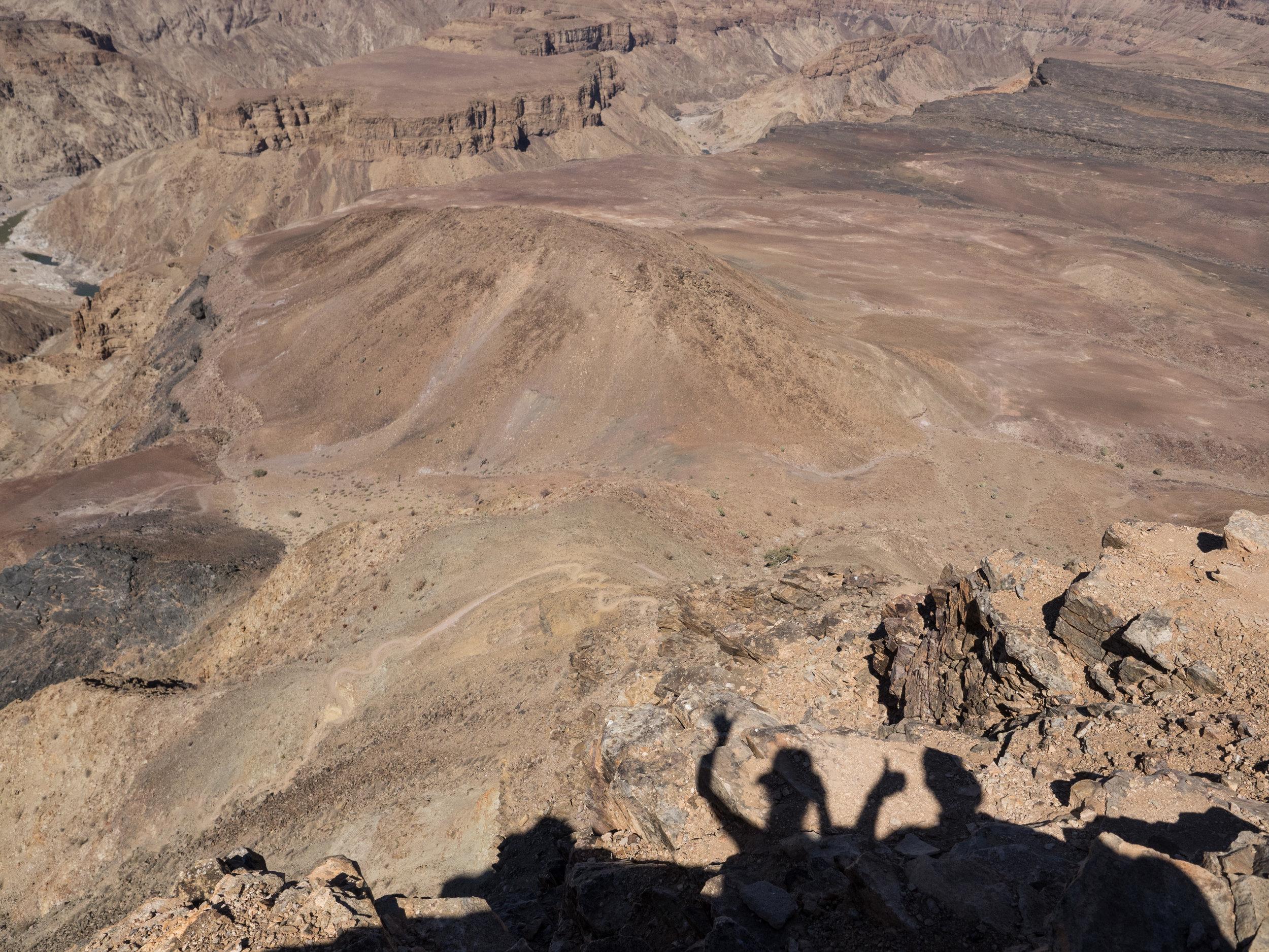 Do yo see the trail beneath our shadows?