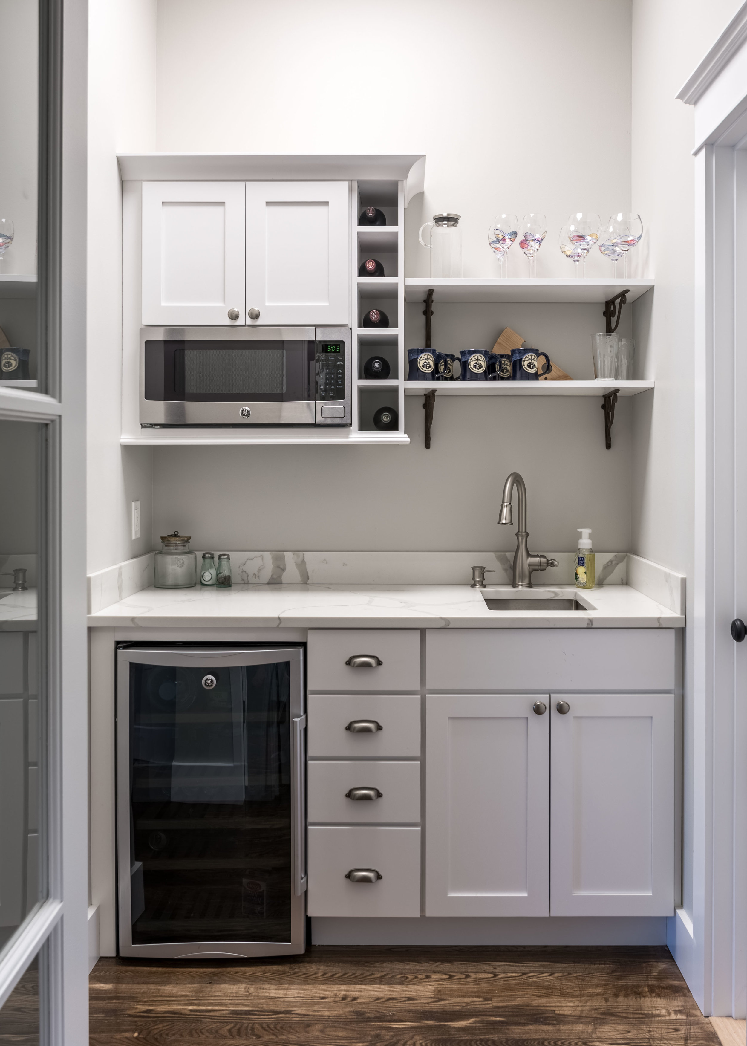A New Home for MGM Builders - Kitchen