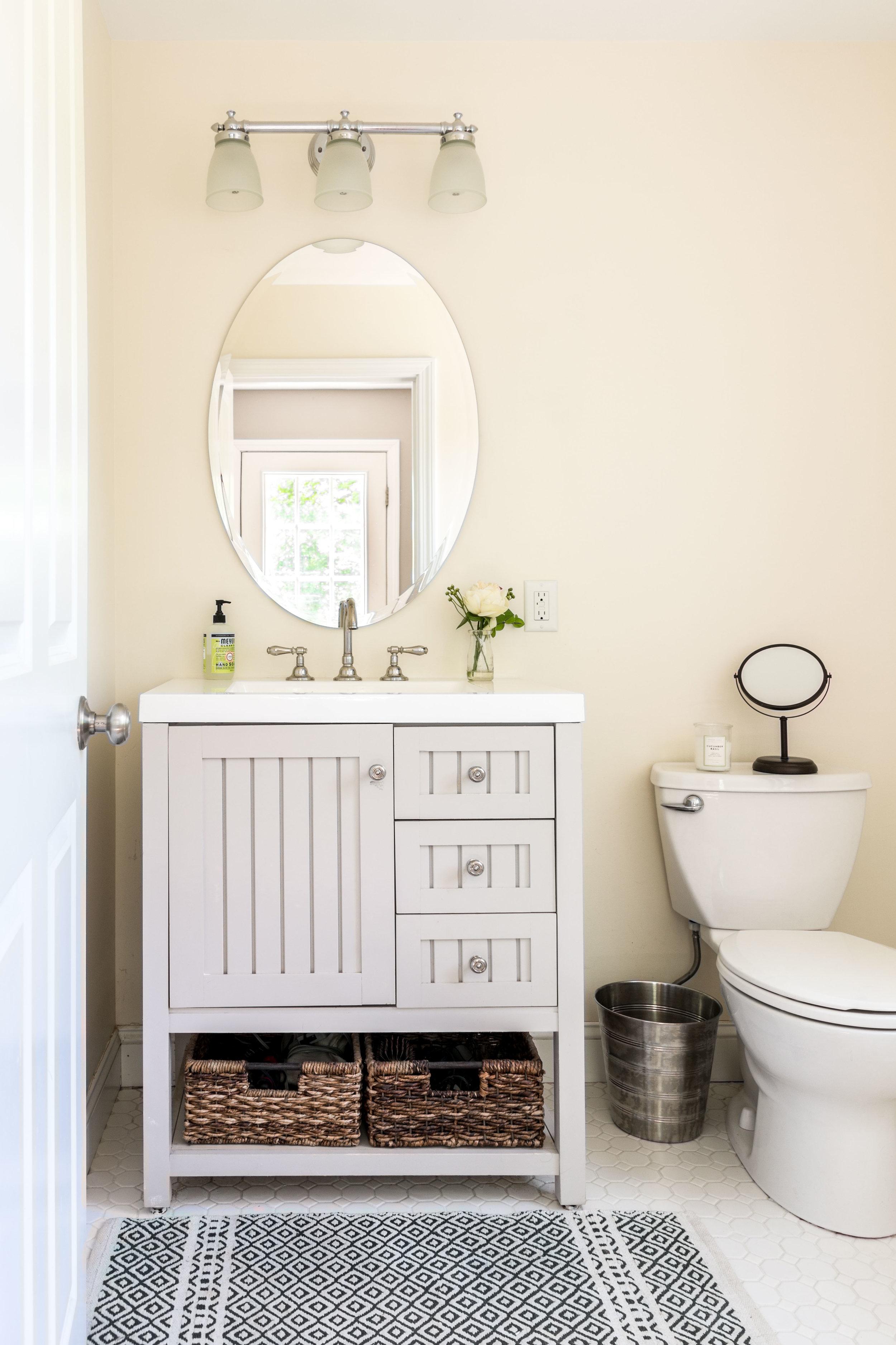 Autumn Lane Starter Home Colonial, Raymond Maine, Bathroom
