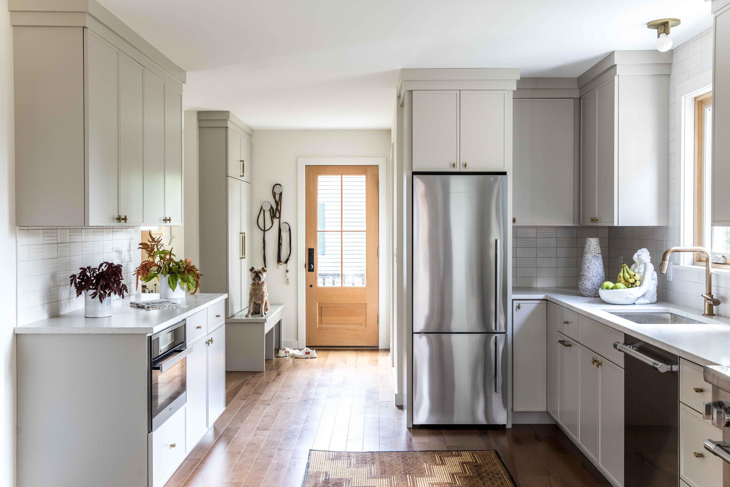 Mackworth Home Remodel