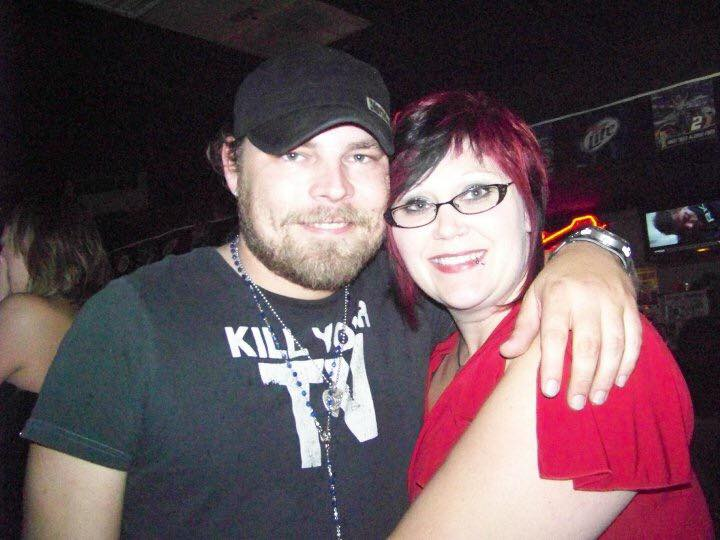 Chad and I at Classics in March 2010