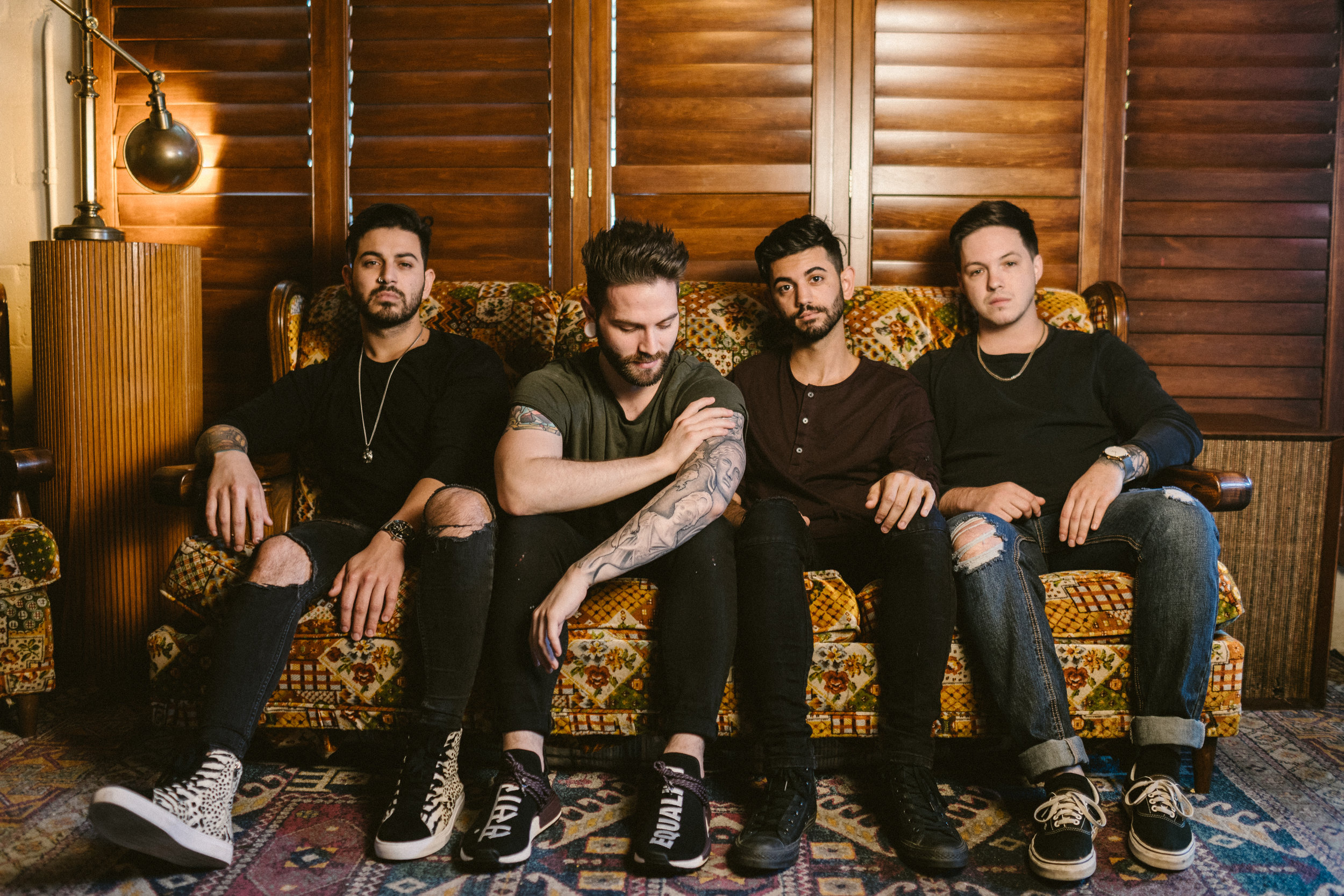 Fame On Fire - Signs to Hopeless Records!