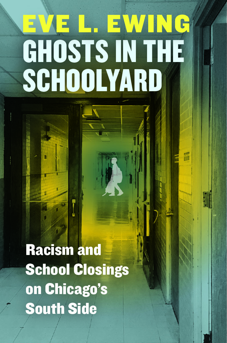 Ewing, Ghosts in the Schoolyard, cover.jpg