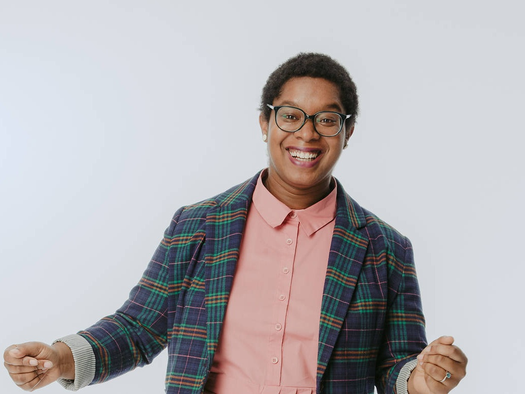 TIMEOUT NY - Ashley C. Ford on Writing with Joy, Turning Thirty and Finding Her Voice