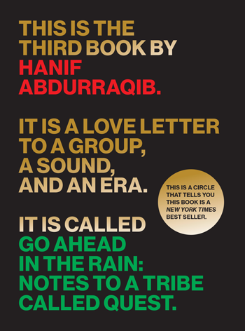 Go Ahead in the Rain NYT best seller cover.png